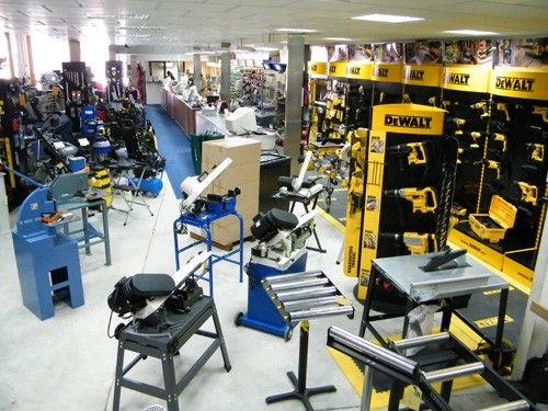 Foto 2 de Leçafer - Imp. e Comércio de Maquinas e Ferramentas. SA