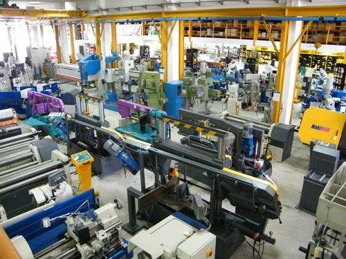 Foto 5 de Leçafer - Imp. e Comércio de Maquinas e Ferramentas. SA