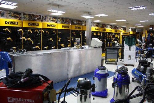 Foto 1 de Leçafer - Imp. e Comércio de Maquinas e Ferramentas. SA