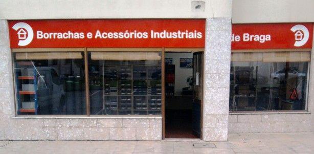 Foto de Borrachas Acessórios Industriais de Braga