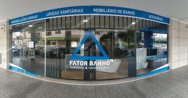 Foto 1 de FATOR BANHO - Rui Monteiro & Vasco Monteiro, LDA.