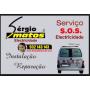 Logo A Reparadora Electrica Portuense - SML