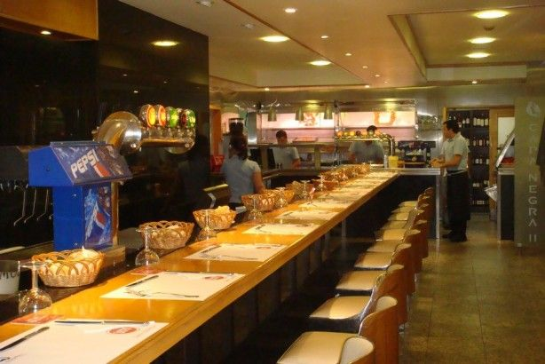 Foto 4 de Restaurante Capa Negra
