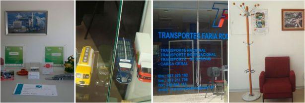 Foto 2 de Transportes Faria Rodrigues & Filhos, Lda