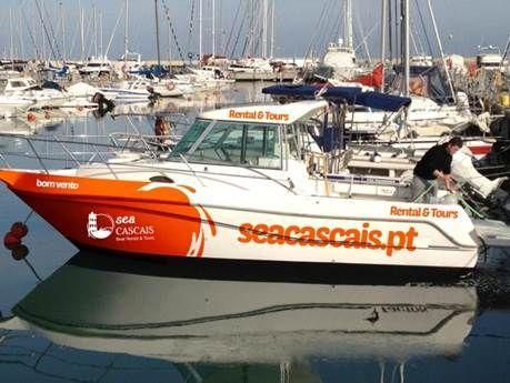 Foto 1 de SEA CASCAIS - Boat Rental & Tours