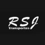 Logo Rsj - Transportes, Lda