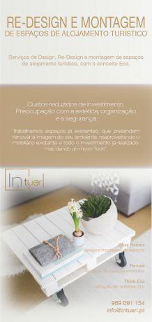 Foto 2 de Intueri - Decoração de Interiores