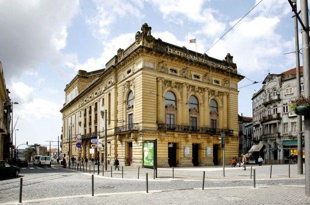 Foto 1 de Teatro Nacional São João