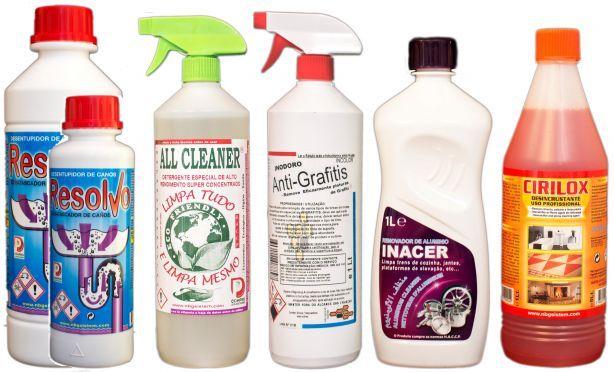 Foto 1 de Nbg.sistem - Comércio e Fabrico de Detergentes