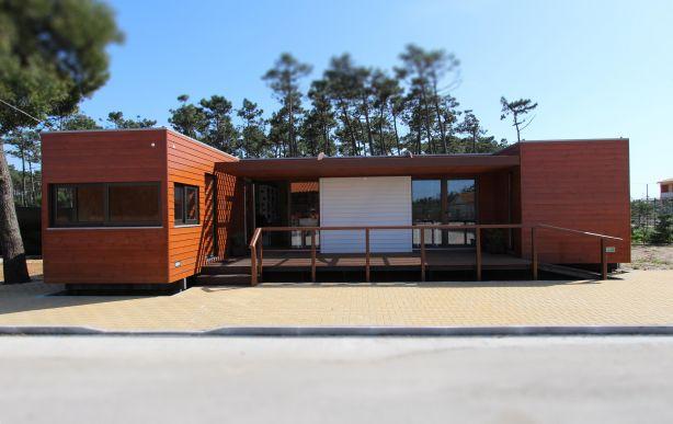 Foto 1 de TrueHouse - Casas de Madeira aveiro