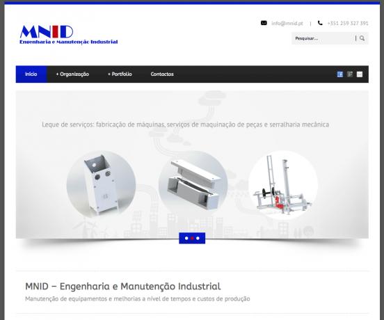 Foto 2 de MNID - Engenharia e Manutenção Industrial, Unipessoal Lda
