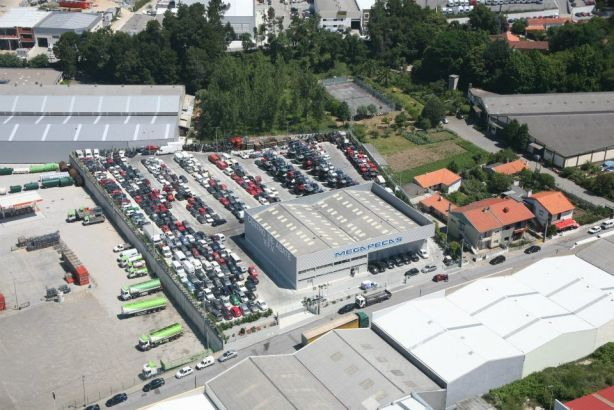 Foto 1 de Megapeças - Centro de Abate de Veículos