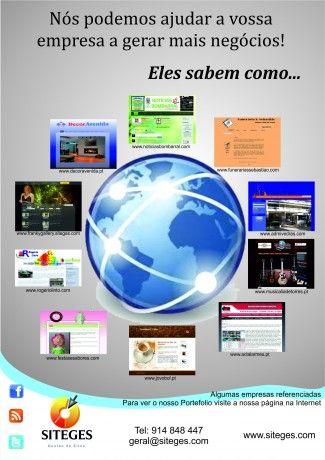 Foto 1 de Siteges - gestão de Sites
