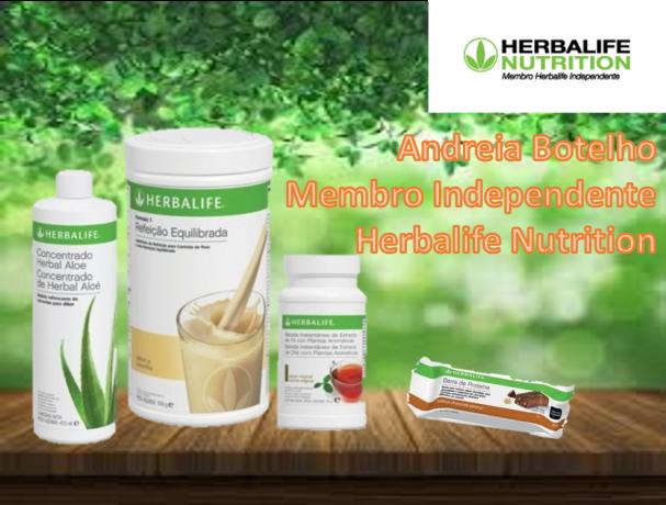 Foto 1 de Membro Independente Herbalife Nutrition - Andreia Botelho