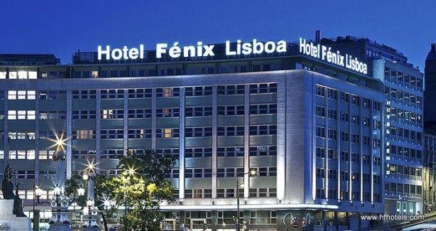 Foto 1 de Hotel Fénix Lisboa