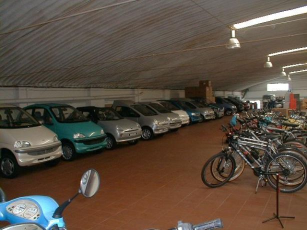 Foto 2 de Estrela Dias -  Stand de motos