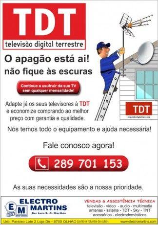 Foto 2 de Electro Martins - TecnoMartins, Lda