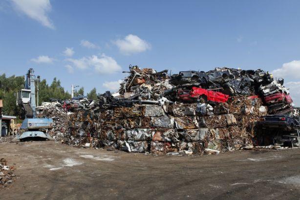 Foto 3 de Reciprémio, Unipessoal Lda, Algoz - Reciclagem de Resíduos e Comércio de Peças Usadas