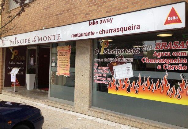 Foto 1 de Restaurante Principe do Monte