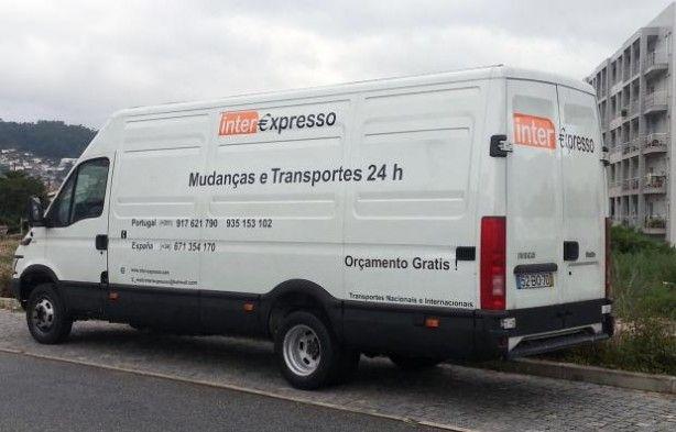 Foto 1 de InterExpresso - Mudanças e Transportes