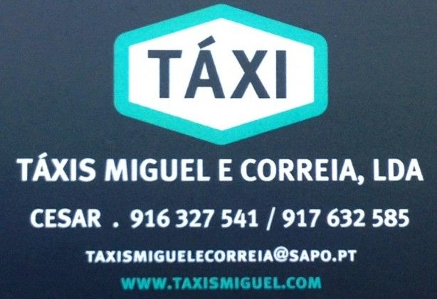 Foto 2 de Taxis Miguel E Correia Lda.