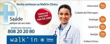 Foto 3 de Walk-In Clinics, Santa Maria da Feira