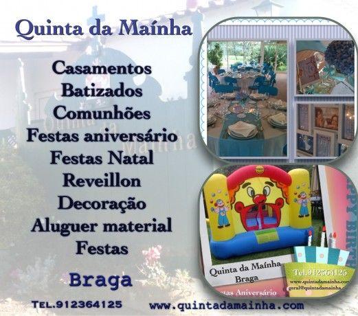 Foto 2 de Dom de Fada Eventos Lda.