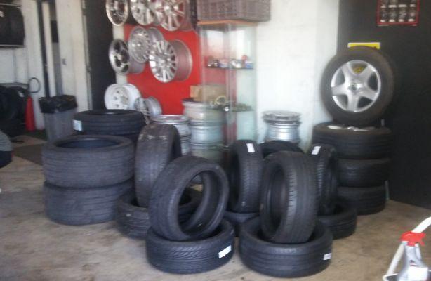 Foto 1 de tractorio pneus novos e usados