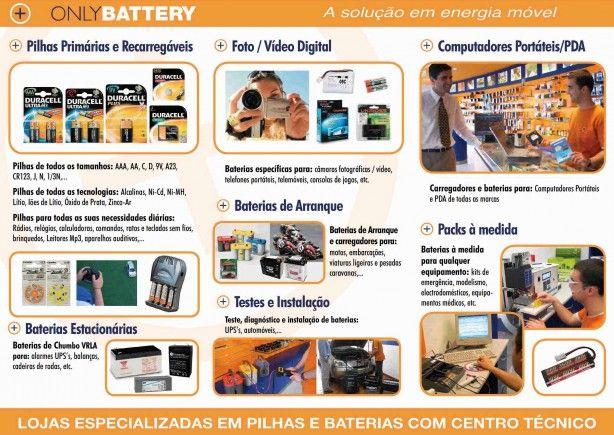 Foto de Isfatech - Pilhas e Baterias