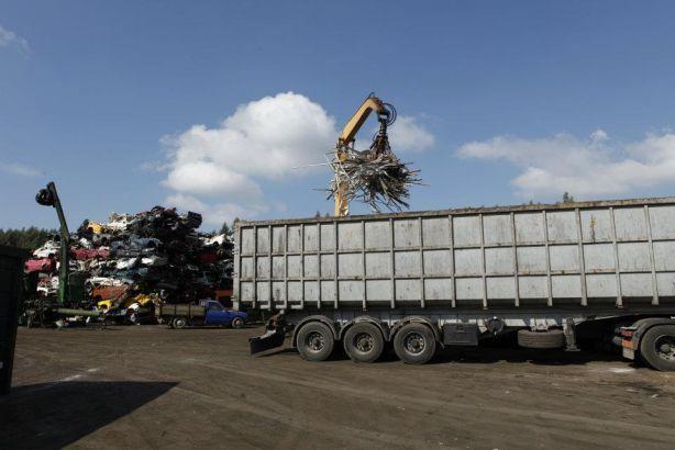Foto 2 de Reciprémio, Unipessoal Lda, Algoz - Reciclagem de Resíduos e Comércio de Peças Usadas