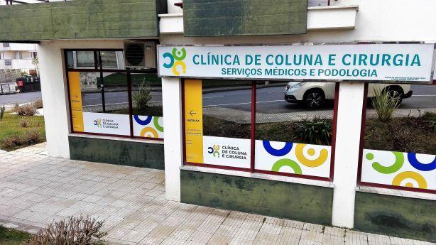 Foto 2 de Clinica de Coluna e Cirurgia - Centro de Manutenção Reabilitação Física e Saúde Humana, Lda