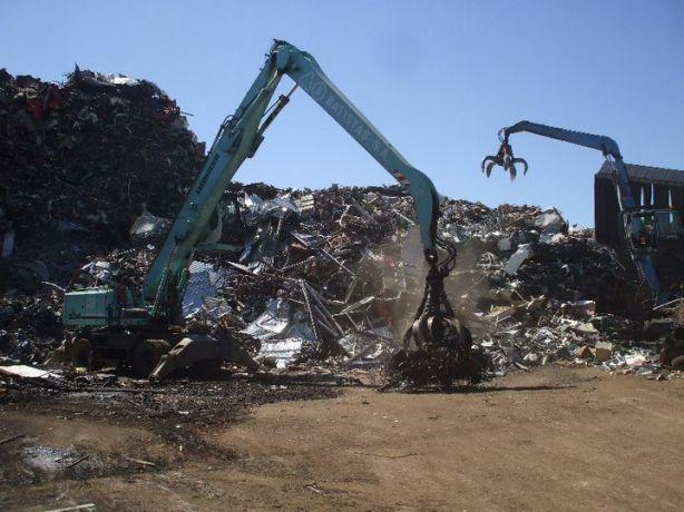 Foto 1 de Baptistas, Estaleiro Prior Velho - Reciclagem de Sucatas, SA