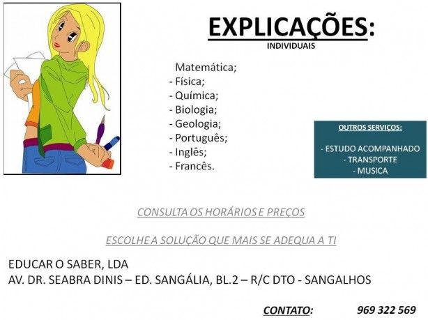 Foto 2 de Educar o Saber - Centro de Explicações, Lda