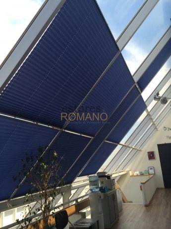 Foto 4 de Estores Romano- Decoração & Proteção Solar