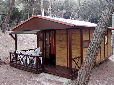 Foto 9 de Lisboa Camping, Ar Puro Campings