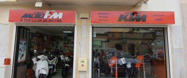Foto 1 de MotoFm - Fabio & Miguel, Lda