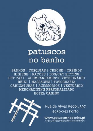 Foto 2 de Patuscos no Banho