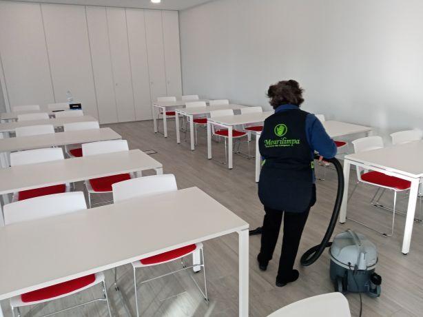 Foto 2 de Mourilimpa - serviços de limpeza