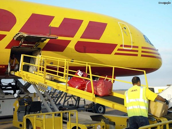 Foto 2 de DHL Express, Aeroporto Porto