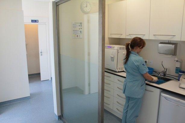 Foto 3 de Centro Médico Dentário, Hospital CUF