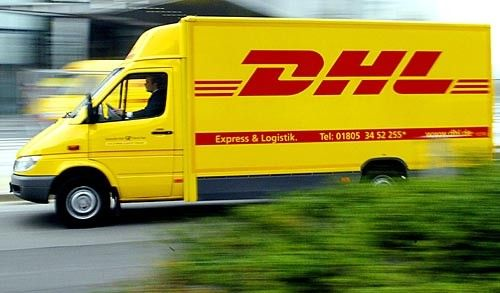Foto de DHL Express, Covilhã