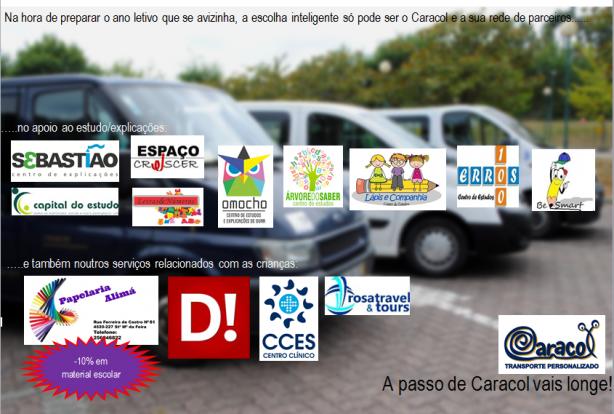 Foto 2 de Caracol - Transporte Personalizado