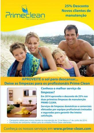 Foto 2 de Prime Clean, Cascais - Limpezas Domésticas e Comerciais
