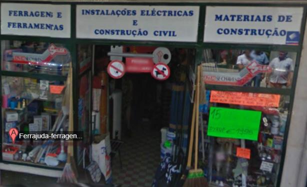Foto 1 de Ferrajuda - Ferragens, Chaves, Fechaduras e Materiais Para Construção