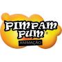Logo Pim Pam Pum - Animação
