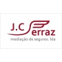 Logo J. C. FERRAZ - Mediação de Seguros, Lda