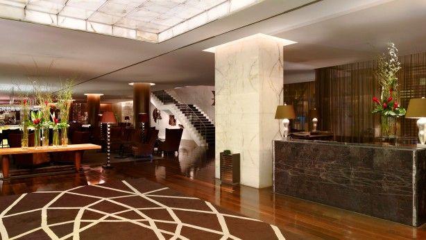 Foto 2 de Sheraton Lisboa Hotel & Spa