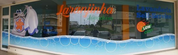 Foto de Laranjinha Lavadeira - Lavandaria Self Service