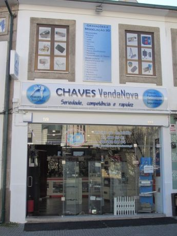 Foto 3 de Chaves Venda Nova