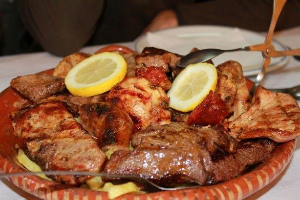 Foto 2 de Restaurante Belos Ares